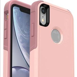 OtterBox Commuter iPhone XR Case Pink